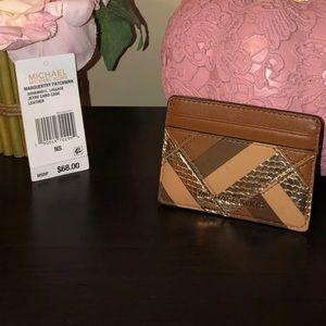 💖 NWT Michael Kors Card Holder 💖